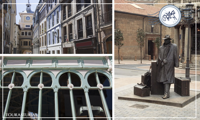 Una ruta por la judería de Oviedo: desconocida y apasionante.