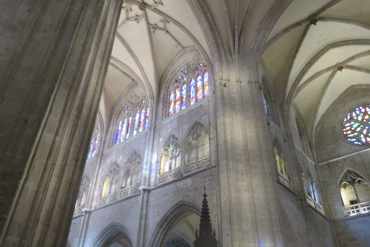 Visita interior catedral de Oviedo