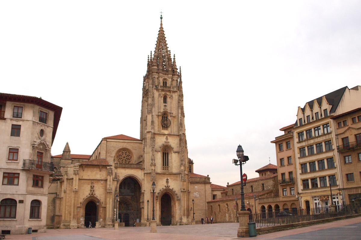 Visita guiada catedral de Oviedo