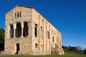 Visita guiada Santa María del Naranco