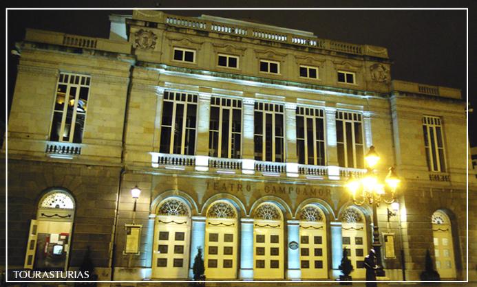 De visita por los Teatros de Asturias