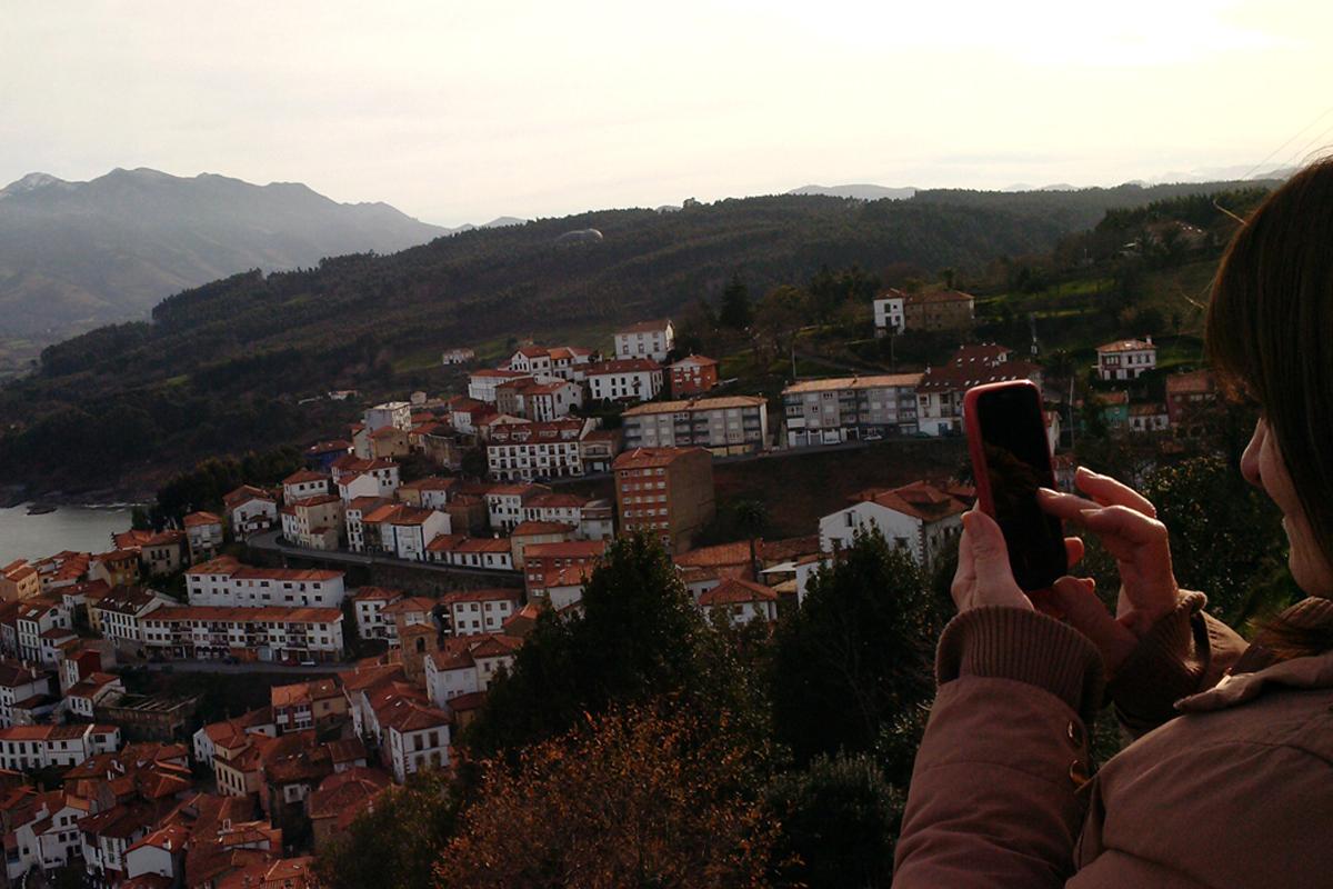 Visita guiada a Lastres en Asturias