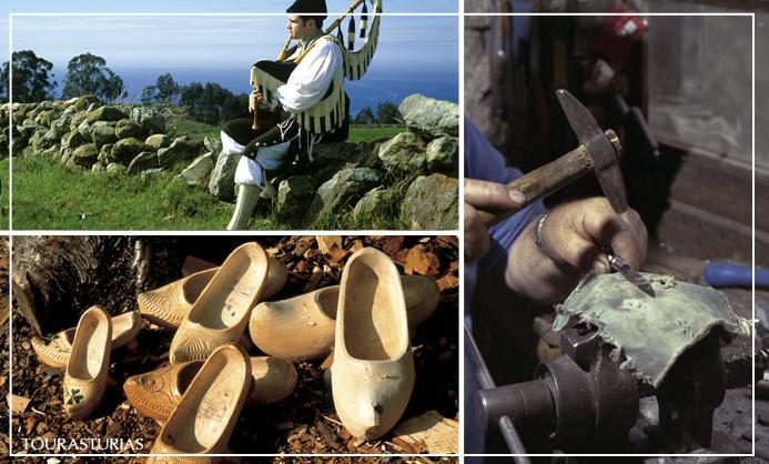 Un viaje por la artesanía asturiana