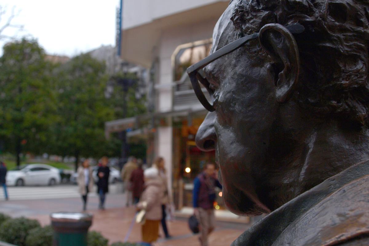 Visita al centro de la ciudad de Oviedo