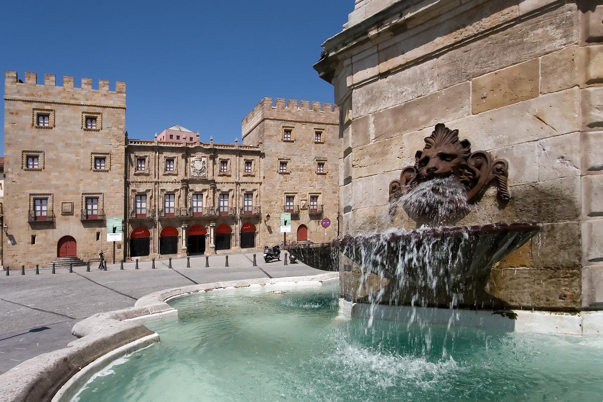 Visita guiada en Gijón