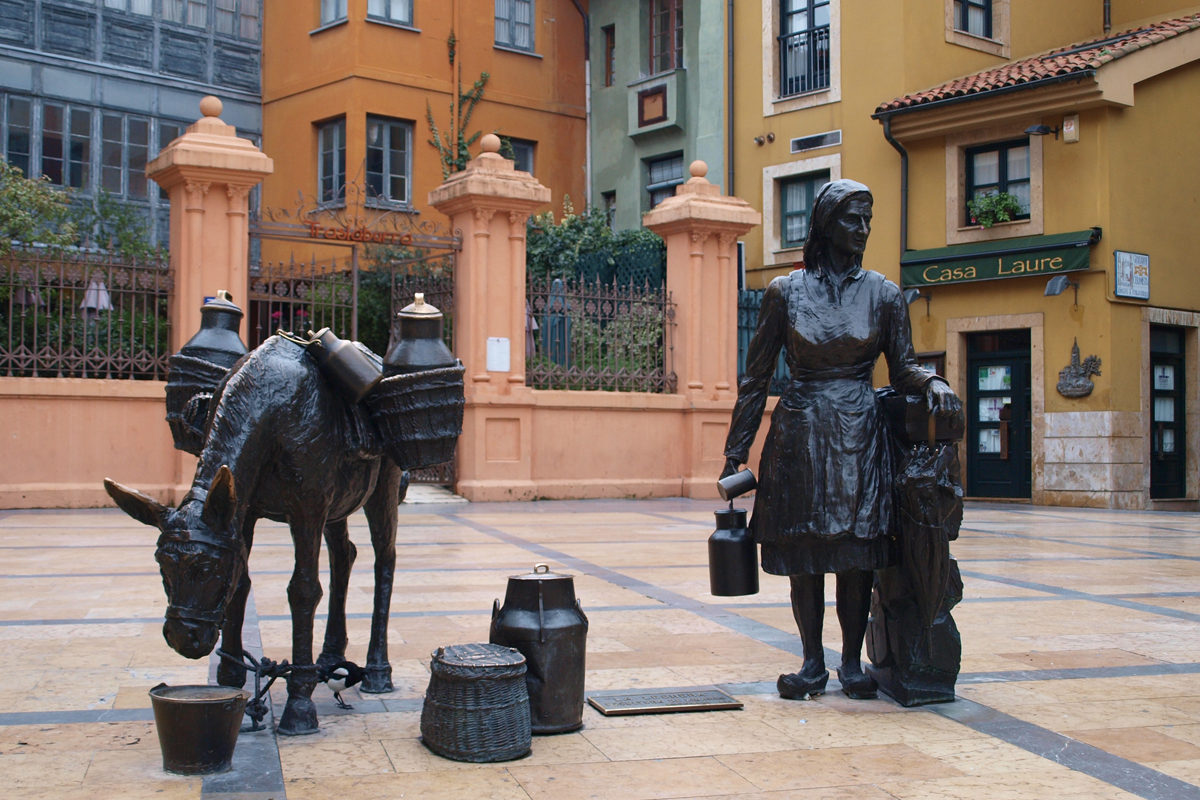 Plaza de Trascorrales, Oviedo